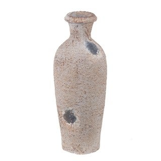 Privilege Large Brown Ceramic Decorative Vase