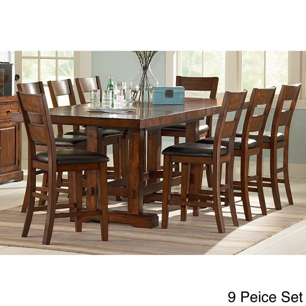 Dining Room Tables Denver: Shop Greyson Living Denver Counter-height Dining Set
