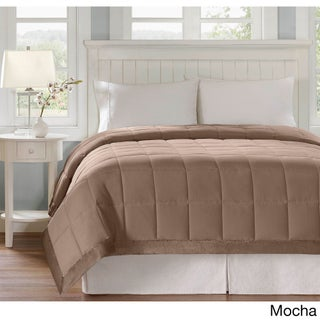 Madison Park Prospect Microfiber Down Alternative Blanket with 3M Moisture Management (More options available)