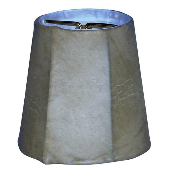 5-inch Drum Mini Chandelier Shade (Set of 2)