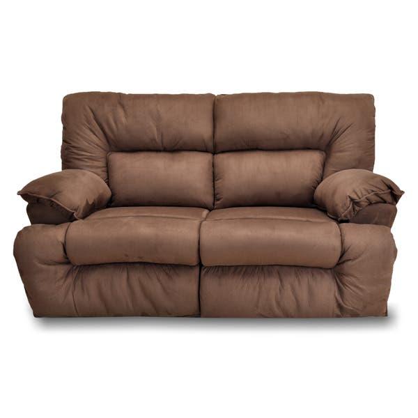 Strange Shop Franklin Tristin Mink Microfiber Dual Reclining Sofa Cjindustries Chair Design For Home Cjindustriesco