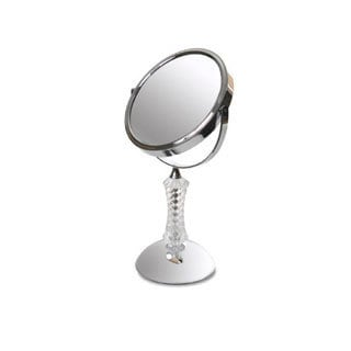 Crystal Chrome Bath Vanity Mirror