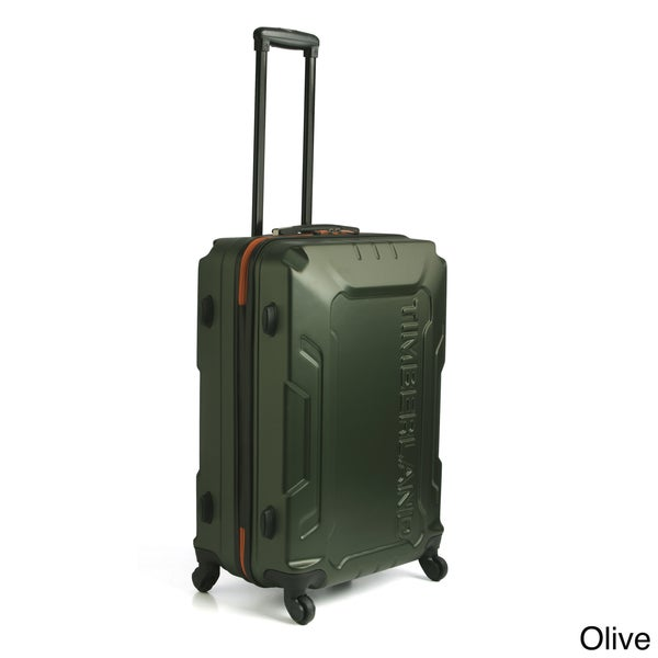 Timberland Boscawen 25-inch Medium Hardside Spinner Upright Suitcase