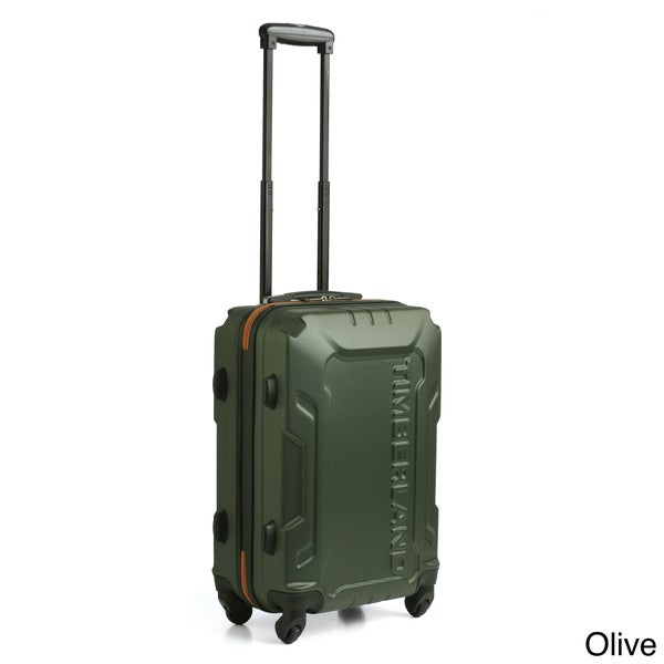 0a59fc5cff Shop Timberland Boscawen 20-inch Hardside Carry On Spinner Suitcase ...