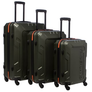 Timberland Boscawen 3-piece Hardside Spinner Luggage Set