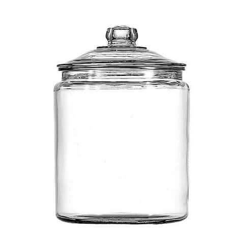 Anchor Hocking 1 Gallon Heritage Hill Jar