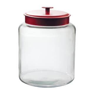 2-gallon Montana Jar with Red Cover