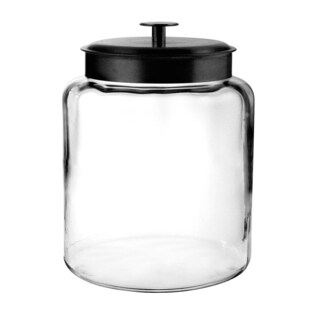 2-gallon Montana Jar with Metal Cover