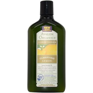 Avalon Organics Clarifying Lemon 11-ounce Conditioner