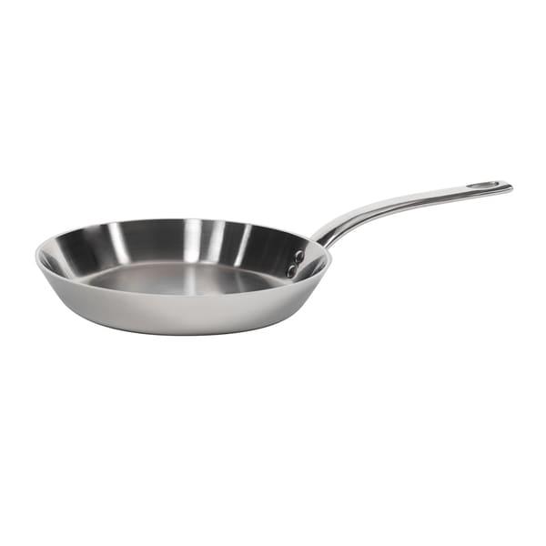 Gordon Ramsay 8-inch Brushed Stainless Steel Frying Pan