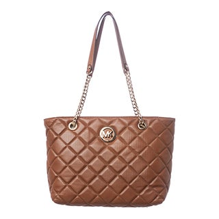 MICHAEL Michael Kors 30H3GFQT3L 230 Large Quilted Fulton East West Tote