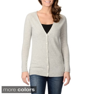 Ply Cashmere Women's Cashmere Cardigan