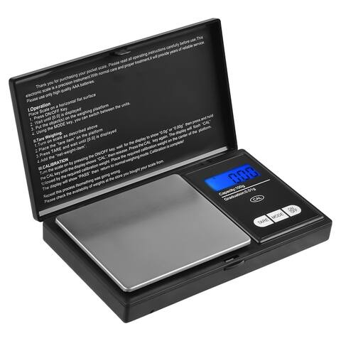 INSTEN 0.01-100g Jewelry Portable Digital Pocket Scale Cooking Scale