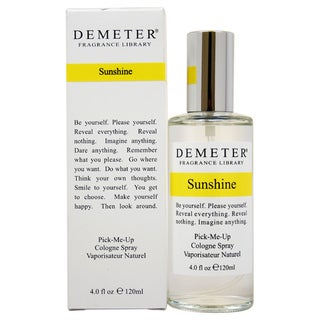 Demeter Sunshine 4-ounce Cologne Spray
