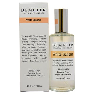 Demeter White Sangria 4-ounce Cologne Spray