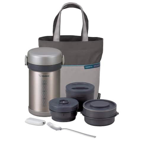 Zojirushi 'Ms. Bento' 5-piece Vacuum Lunch Set