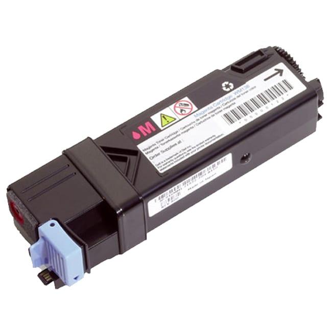 1 pk 2135 Magenta Toner for Dell 2130cn Color 2135cn Printer FREE SHIPPING!