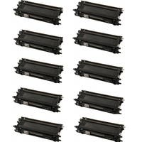 Brother TN115 Compatible High Yield Black Toner Cartridges (Pack of 10)