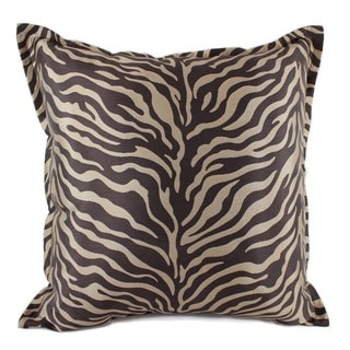 Sherry Kline True Safari Taupe 18-inch Pillow