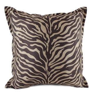 Sherry Kline True Safari Taupe 18-inch Pillow