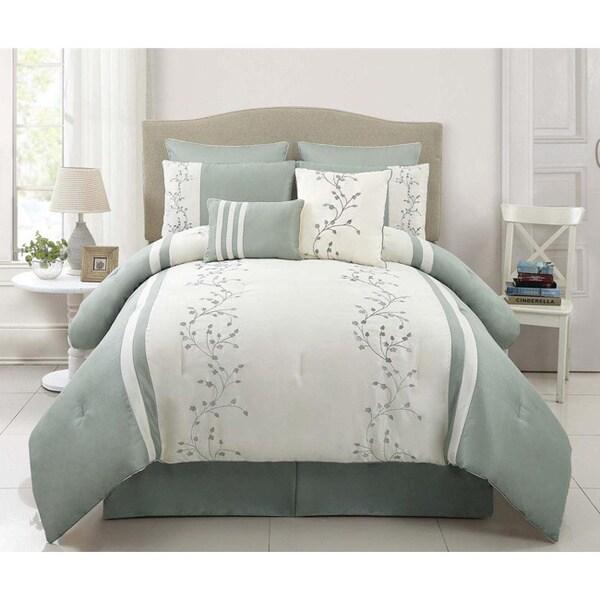 VCNY Felice 8-piece Comforter Set