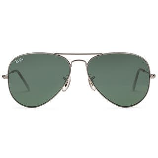 Ray-Ban Aviator RB3025 Unisex Gunmetal Frame Green Classic Lens Sunglasses|https://ak1.ostkcdn.com/images/products/8652301/P15912641.jpg?impolicy=medium