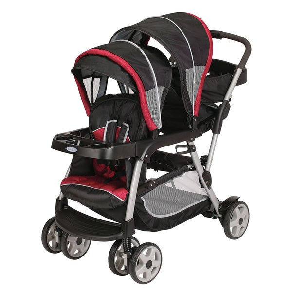 Graco Ready2Grow Click Connect LX Stand and Ride Stroller