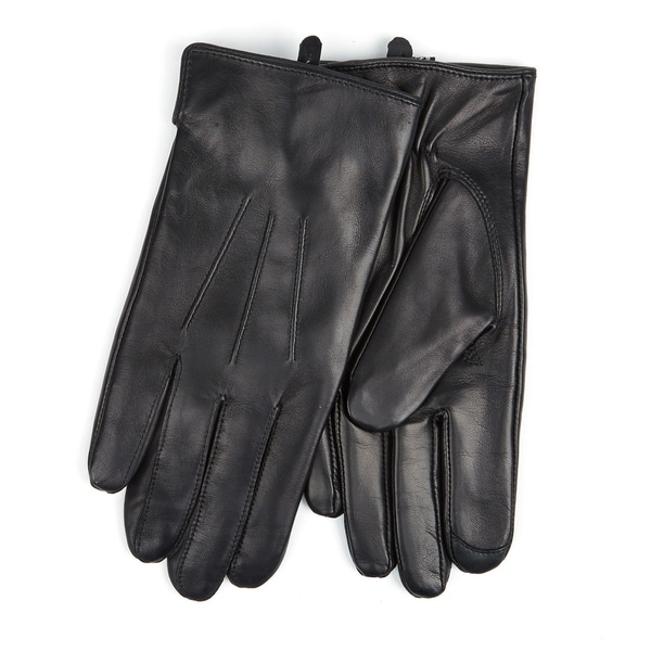 645211fa1 Men's Touchscreen I-Touch Genuine Lambskin Leather Texting Gloves