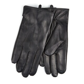 Tanners Avenue Men's I-Touch Lambskin Leather Texting Gloves