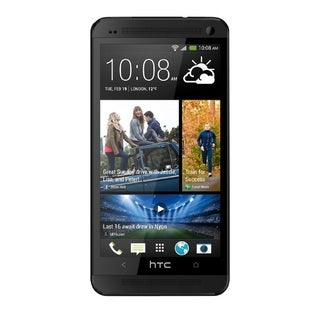 HTC One M7 32GB Unlocked GSM 4G LTE Android Cell Phone - Black