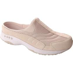 Women's Easy Spirit Traveltime Light Natural/White Suede