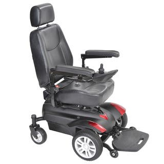 Drive Medical Titan Black Front Wheel Power Wheelchair|https://ak1.ostkcdn.com/images/products/8654349/P15914319.jpg?impolicy=medium