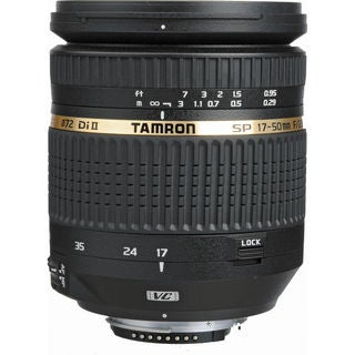 Tamron SP AF 17-50mm f2.8 XR Di II VC LD Aspherical IF Lens for Nikon