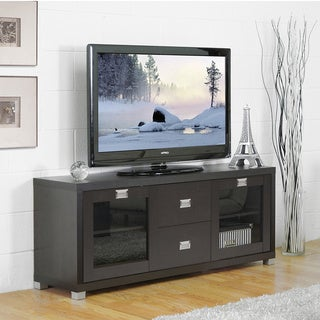 Baxton Studio Foley Dark Brown/ EspressoModern TV Stand