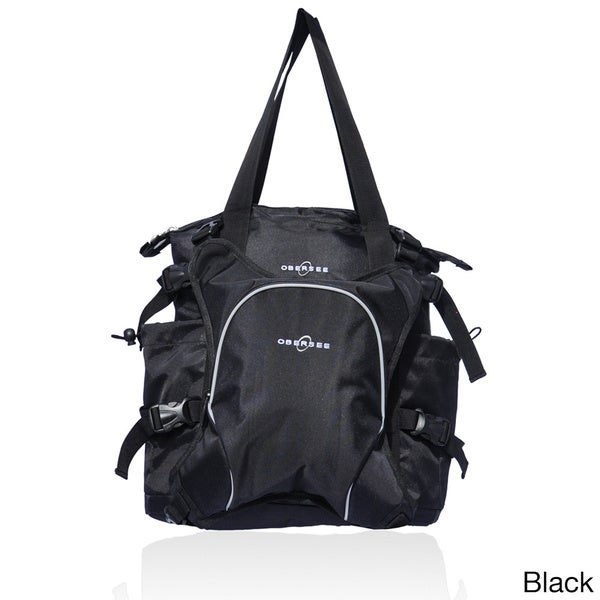 Obersee Innsbruck Diaper Bag Tote and Bottle Cooler 12222556