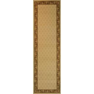Terrazzo Ivory Runner Rug (2'3 x 7'3)