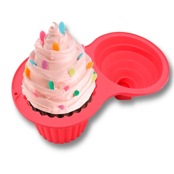 Shop Jumbo Silicone Cupcake Mold Free Shipping On Orders Over 45