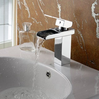 Elite 8813C' Chrome Single Lever Basin Sink Faucet