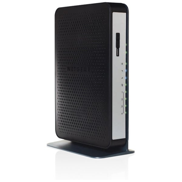 Netgear N450 IEEE 802.11n Cable Modem/Wireless Router