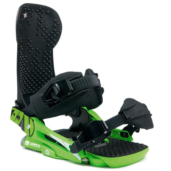 Launch Model ST Step-in Snowboard Bindings