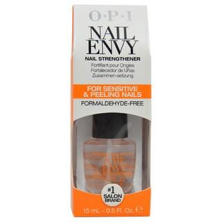 OPI Nail Envy Sensitive and Peeling Nail Strengthener