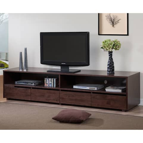 Strick & Bolton Burke 4-drawer Entertainment Center