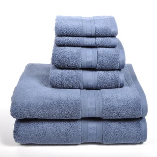 MicroCotton Aertex 6-Piece Towel Set