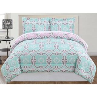 Mint 3-piece Comforter Set