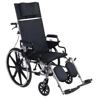 Drive Medical Viper Plus GT Full Reclining Wheelchair