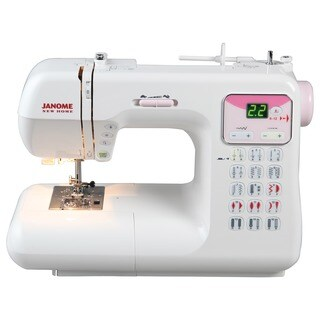 Janome DC4030P Computerized 30-Stitch Sewing Machine