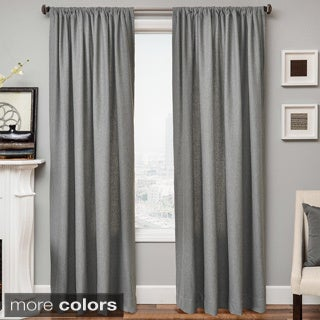 Softline Don 96-inch Rod Pocket Curtain Panel - 55 x 96