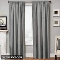 Softline Don 96-inch Rod Pocket Curtain Panel - 55 x 96