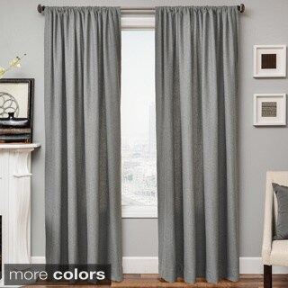 Softline Don 96-inch Rod Pocket Curtain Panel - 55 x 96 (3 options available)