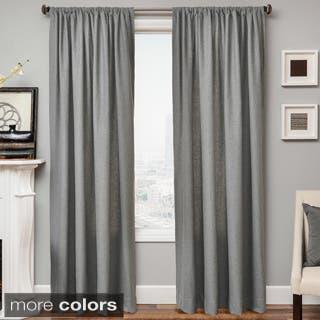 Softline Don 96 Inch Rod Pocket Curtain Panel